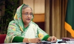 PM urged her countrymen to behave more humanely