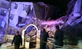 Powerful quake kills 20 people in eastern Turkey