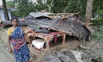 Cyclone Amphan damage worth Tk 1,100 cr and killed 20